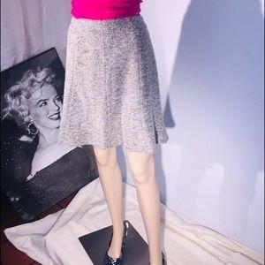 Women's Lined Wool ANN TAYLOR Size 10 Skirt.